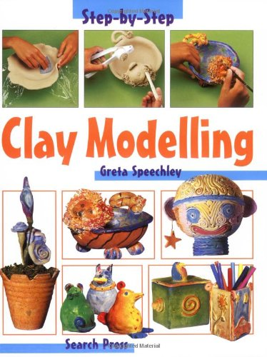 Clay Modelling by Greta Speechley