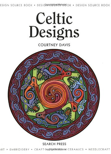 Design Source Book 03: Celtic Designs (DSB03) (Design Source Books) By Courtney Davis