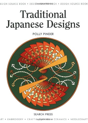 Traditional Japanese Designs by Polly Pinder