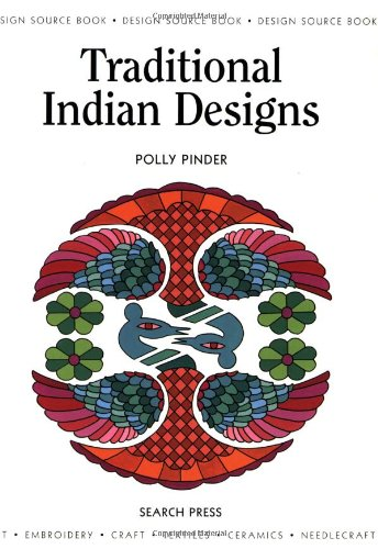 Design Source Book 06: Traditional Indian Designs (DSB06) (Design Source Books) By Polly Pinder
