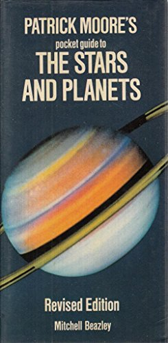 Pocket Guide to the Stars and Planets By CBE, DSc, FRAS, Sir Patrick Moore