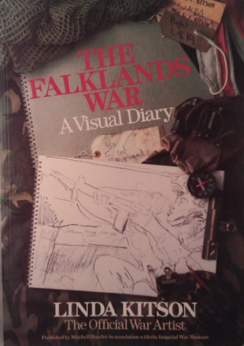 The Falklands War: A Visual Diary By Linda Kitson