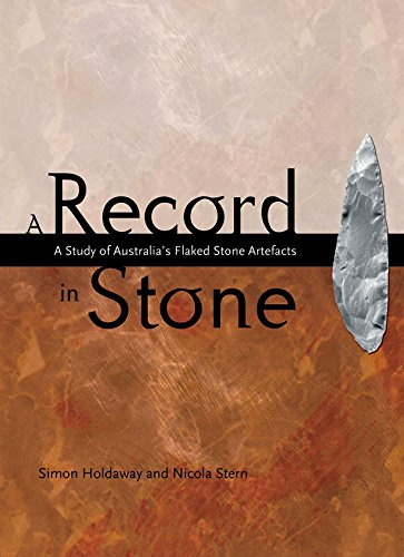 A Record in Stone By Simon Holdaway