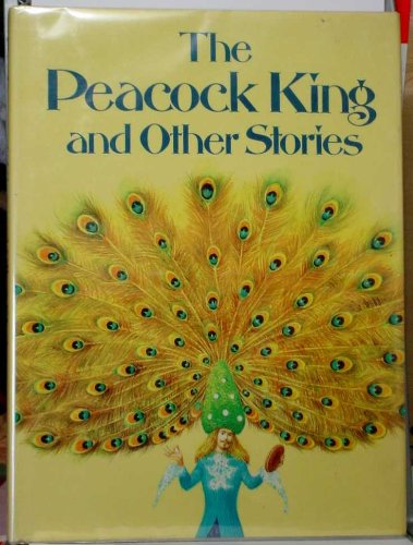 Peacock King and Other Stories By Marie Catherine La Mothe comtesse d' Aulnoy