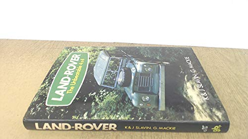Land Rover By Ken Slavin
