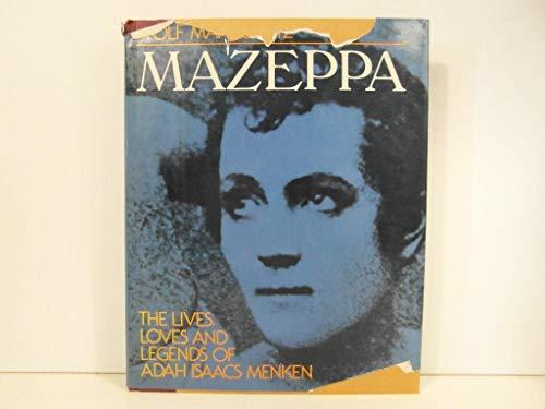 Mazeppa By Wolf Mankowitz