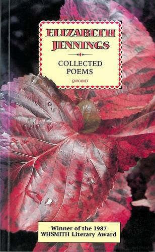 Collected Poems By Elizabeth Jennings