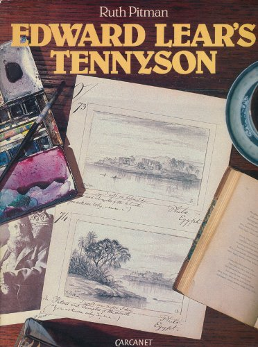 Tennyson By Edward Lear