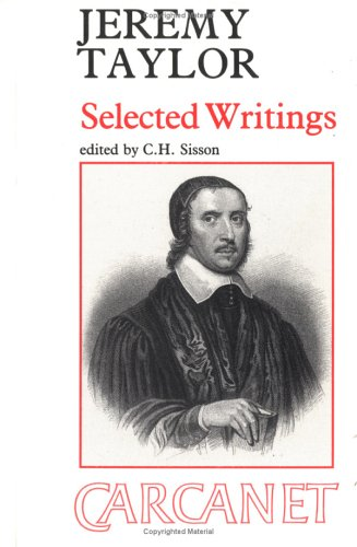 Selected Writings By Jeremy Taylor
