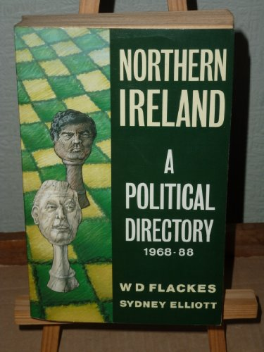Northern Ireland By W.D. Flackes