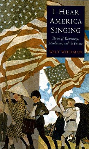 I Hear America Singing By Walter Whitman