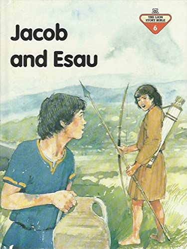 Jacob and Esau By Penny Frank