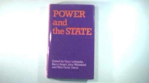Power and the State By G. Littlejohn