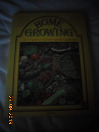 Home Growing By Ann Bonar
