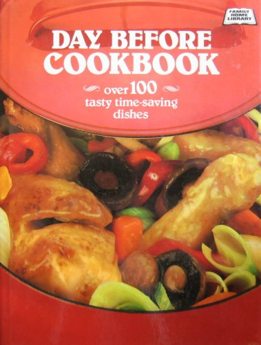 Day Before Cook Book by