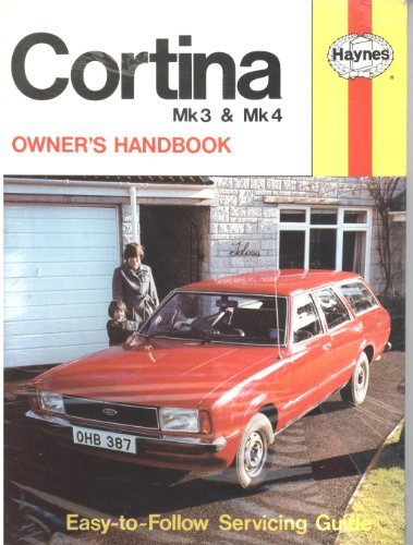 Ford Cortina Mk.III and IV Owner's Handbook/Service Guide by Colin D. Barge