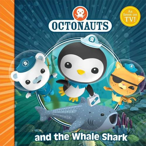 The Octonauts and the Whale Shark by Simon & Schuster