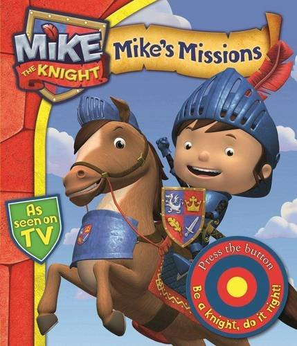 Mike the Knight: Mike's Missions By Simon & Schuster UK