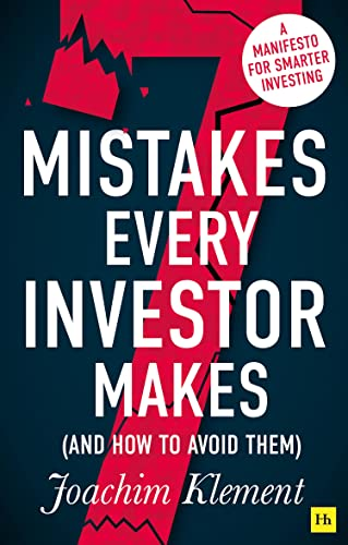 7 Mistakes Every Investor Makes (And How to Avoid Them) By Joachim Klement