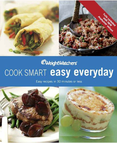 Weight Watchers Cook Smart Easy Everyday by