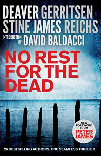 No Rest for the Dead By Jeffrey Deaver