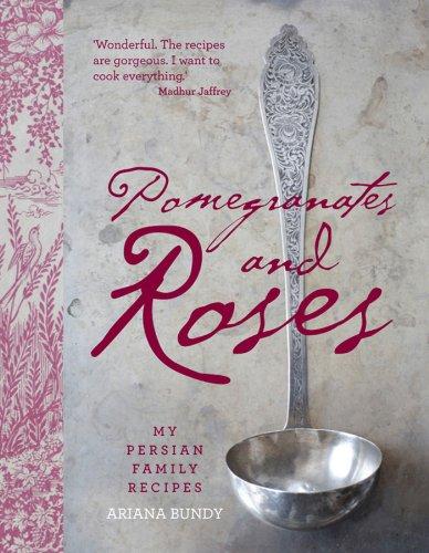 Pomegranates and Roses By Ariana Bundy