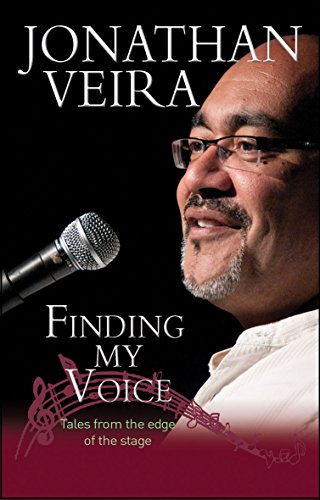 Finding My Voice By Jonathan Veira