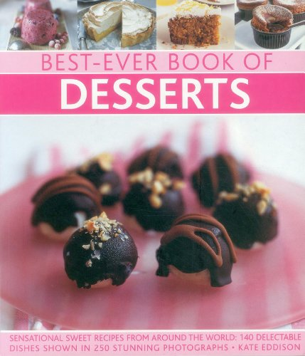 Best-Ever Book of Desserts By Kate Eddison