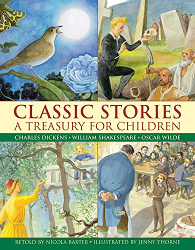 Classic Stories: a Treasury for Children By Baxter Nicola
