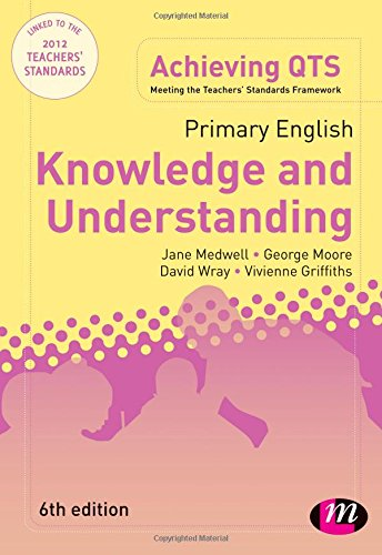 Primary English: Knowledge and Understanding by David Wray