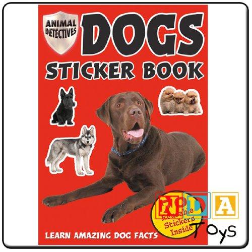 Dogs Sticker Book