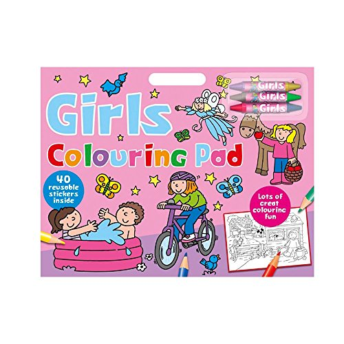 Alligator Products 2446/GIAR Girls Artist Pad By ALLIGATOR