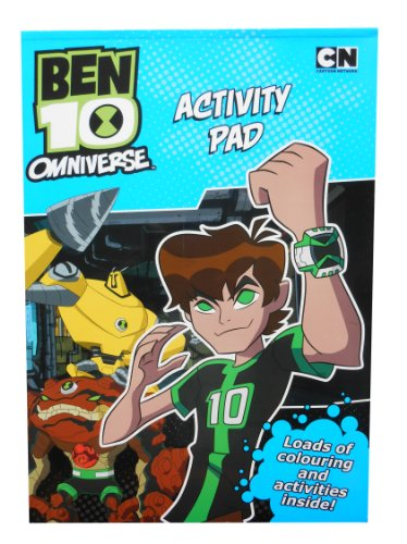 Alligator Books Ben 10 Activity Pad