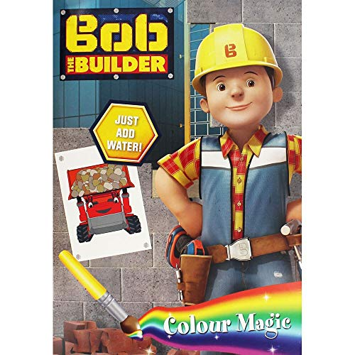 Bob the Builder Colour Magic Book
