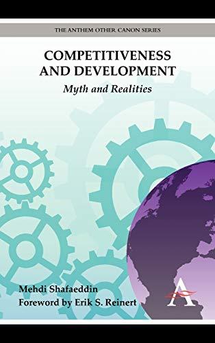 Competitiveness and Development By Mehdi Shafaeddin