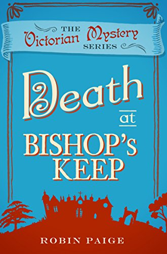 Death At Bishop's Keep By Robin Paige