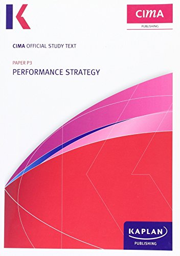 P3 Performance Strategy - Study Text by