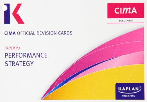 P3 Performance Strategy - Revision Cards By Cima