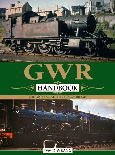 GWR Handbook By David Wragg