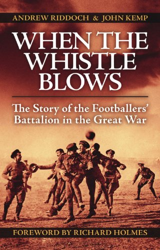 When the Whistle Blows By Andrew Riddoch