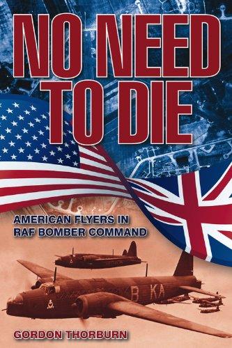 No Need to Die By Gordon Thorburn