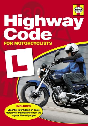 Haynes Highway Code for Motorcyclists by