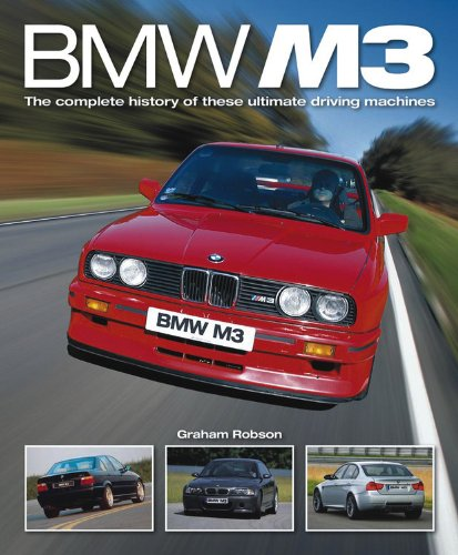 BMW M3 By Graham Robson