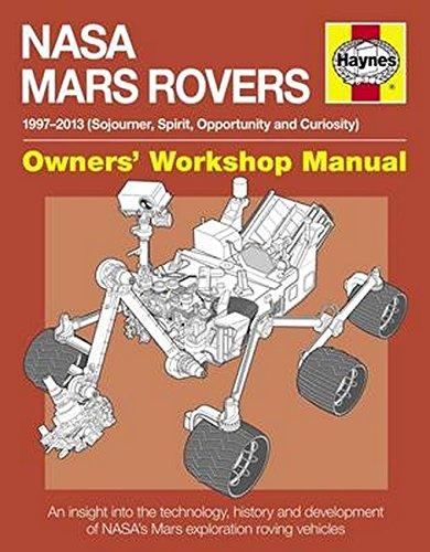 NASA Mars Rovers Manual By David Baker
