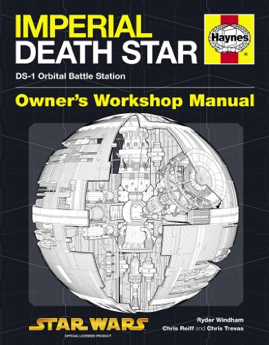 Imperial Death Star Manual By Ryder Windham