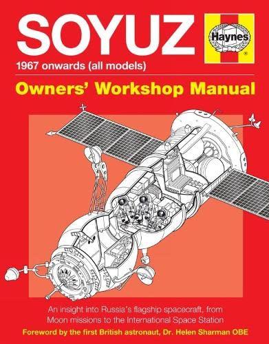 Soyuz Owners' Workshop Manual By David Baker