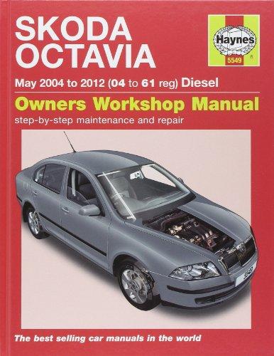 Skoda Octavia Diesel Service and Repair Manual: 04-12 by Chris Randall