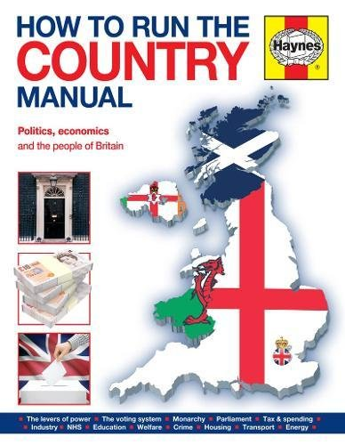How To Run The Country Manual By Ian Rock