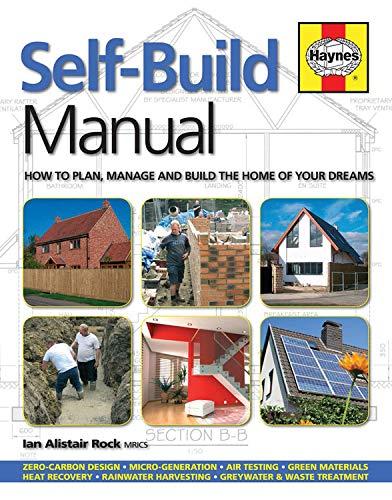 SELF BUILD MANUAL (Haynes Manuals) By Ian Rock
