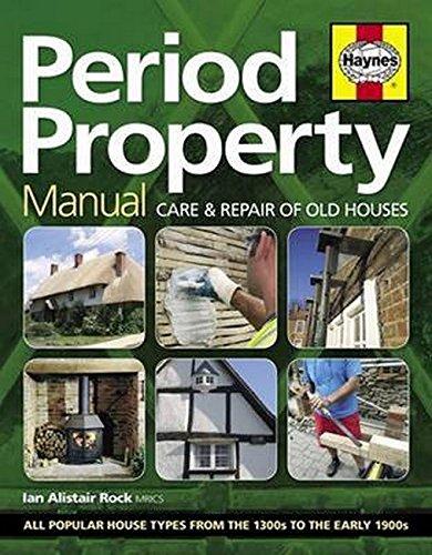 Period Property Manual By Ian Rock